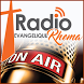 Radio Evangelique Rhema by MediaHosting LTD