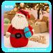 Easy DIY Crochet Santa Ornament by Mobileapps Studio