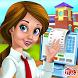 Preschool Cafe Cashier Girl:Cash Register Games by Tenlogix Games