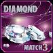 Diamond Match 3 by VitalLogix
