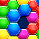 Blocks Hexa - puzzle maker by Bishr Games