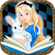 Tale of Alice in Wonderland by Classic fairy tales Interactive book for kids