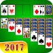 Solitaire 2017 by Netsukistudio