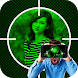 Night Vision Camera Simulation by Best Prank App