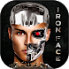 Iron Roboto Photo Editor App