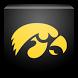 Iowa Hawkeye Football Schedule by CG Lab
