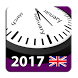 2017 UK Labor Calendar AdFree by Rhappsody Technologies