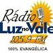 Rádio Luz no Vale 105.9 FM by Web M Host e Studio M