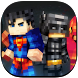 Mod SuperHero for Minecraft PE by Chan Soma