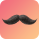 Mustache Photo Editor by Alvina Gomes