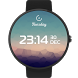Watchface Android Wear FWF Fog by FabulousWatchFaces