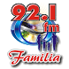 92.1 FM Familia -Radio by MJ Creativos