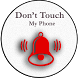 Don't Touch My Phone - Security / Theft Alarm. by Shadi Ka Fund