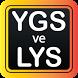 YGS ve LYS Notları