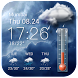 Temperature&Live Weather free,world weather report by