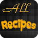All Recipes: Meals & Cuisines by AppZay