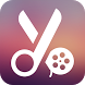Video Trimmer by Photo Slideshow with Music