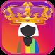 Royal Followers On Instagram! by Studio Akram
