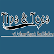Tips & Toes Nail Salon by An App Thats Mine