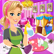 Princess room cleanup & Girly room decoration by Free Babies Games