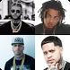 Adivina el cantante de Trap y Reggaeton by MBR