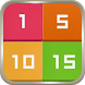 Numbers slide puzzle- 15 tiles by Poderm Ltd