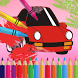 Cars - Coloring Pages for Kids by TueTinhCan