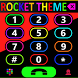 Theme Rocketdial Mixer Colors by Tak Team Studio