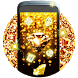 Gold Glitter Live wallpaper by Live Wallpapers Studio Theme