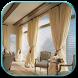 Style Curtain Design Idea 2017 by sankaapps