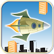 Blaster Space Rockets by Puzzle Adventures Games