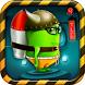 Monster subway Dash crash game by Houssamos