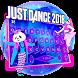 Just Dance 2018 Kika Keyboard by Kika Tech Inc.
