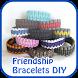 DIY Friendship Bracelets by LightspeedApps