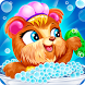 Pets care : pat wash by Games from yovogames for your family!