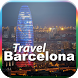 Travel Barcelona by CyberGrafika Studios