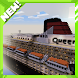 Cruise ship Map for Minecraft by Lavi Developer