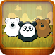 Pick Up Bare Bear by Okazaki
