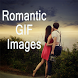 Romantic GIF Messages Wishes by GIF Developer
