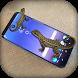 Lizard on Screen by Lucky App Zone