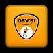 DSV '61 Klok by Bart Boerendans
