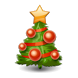 Christmas Icons Live Wallpaper