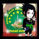 Game Pagar Nusa by KobeGamesPro
