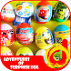Adventures of Surprise Eggs by Daffa Ruby Alfatih