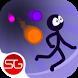 Dodgeman Stickman dodge runner by Syndicate Games