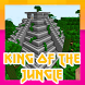 King of The Jungle. MCPE map by Estudio Dolphin
