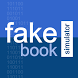 Fakebook - simulátor soc. sítě by Kamil Kopecký