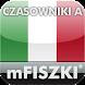 FISZKI Włoski Czasowniki A by Wydawnictwo Cztery Glowy