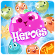 Fruit Legend Heroes by Match 3 And Jelly Games