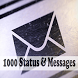 10000 Status and Messages by mohammad imran khan